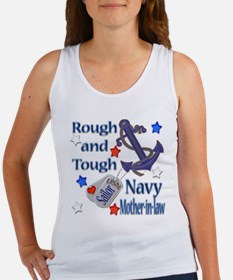 Anchor Sailor Mother-in-law Women's Tank Top