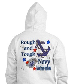 Anchor Sailor Mother-in-law Hoodie