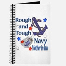 Anchor Sailor Mother-in-law Journal