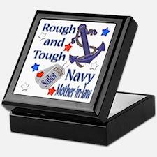 Anchor Sailor Mother-in-law Keepsake Box