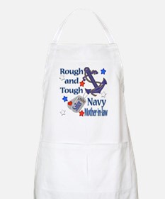 Anchor Sailor Mother-in-law BBQ Apron