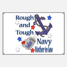 Anchor Sailor Mother-in-law Banner