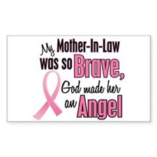 Angel 1 (Mother-In-Law BC) Rectangle Decal