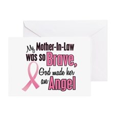 Angel 1 (Mother-In-Law BC) Greeting Card