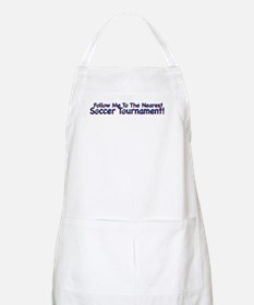 Follow Me BBQ Apron