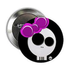 "Cute Cute skeletons 2.25"" Button"