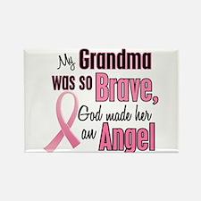 Angel 1 (Grandma BC) Rectangle Magnet