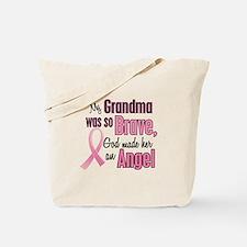 Angel 1 (Grandma BC) Tote Bag