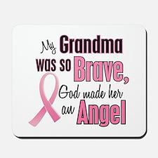 Angel 1 (Grandma BC) Mousepad