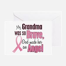 Angel 1 (Grandma BC) Greeting Card