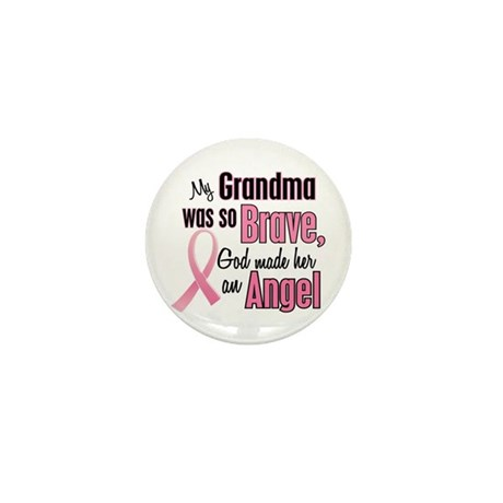 Angel 1 (Grandma BC) Mini Button (10 pack)