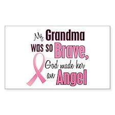 Angel 1 (Grandma BC) Rectangle Sticker 10 pk)