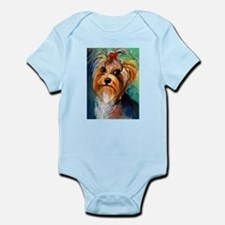 Yorkshire Terrier #1  Infant Creeper