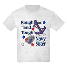 Anchor Sailor Sister T-Shirt