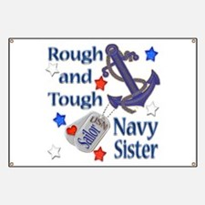 Anchor Sailor Sister Banner