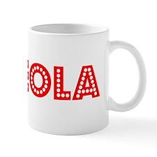 Retro Mineola (Red) Mug