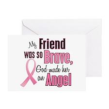 Angel 1 (Friend BC) Greeting Card