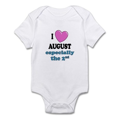 PH 8/2 Infant Bodysuit