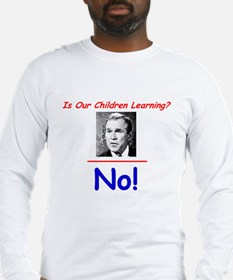 Is Our Children Learning? No: child left behind