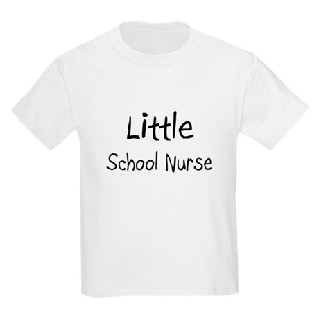 Little School Nurse Kids Light T-Shirt