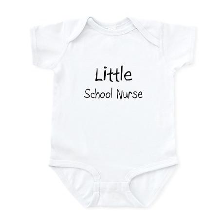 Little School Nurse Infant Bodysuit