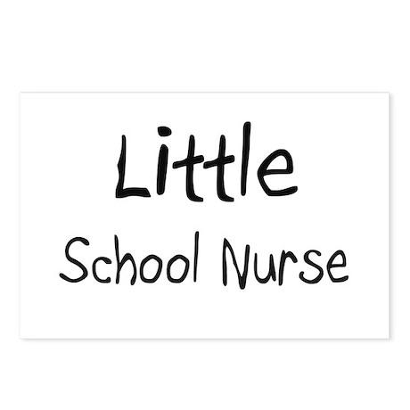 Little School Nurse Postcards (Package of 8)