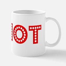 Retro Minot (Red) Mug