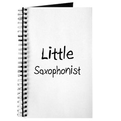 Little Saxophonist Journal