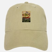 DO NOT ANGER THE GODS Baseball Baseball Cap