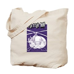 Search and Rescue Tote Bag