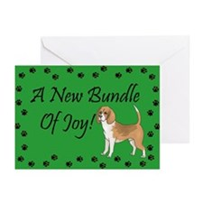 New Beagle Greeting Cards (Pk of 10)