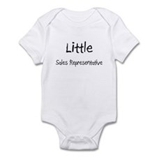 Little Sales Representative Infant Bodysuit
