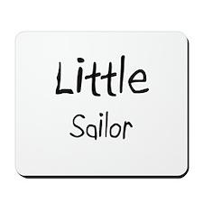 Little Sailor Mousepad