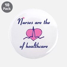 "Nurse 3.5"" Button (10 pack)"