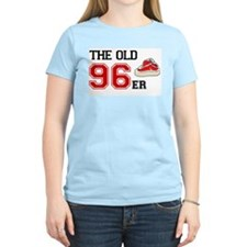 The Old 96er Women's Pink T-Shirt