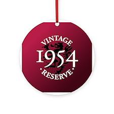Vintage Reserve 1954 Ornament (Round)