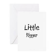 Little Rigger Greeting Cards (Pk of 10)
