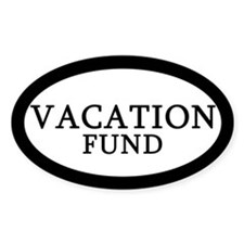 Tip Jar Sticker Vacation Fund