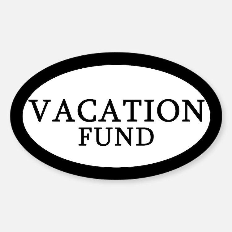 Tip Jar Sticker Vacation Fund