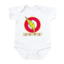 super fast Infant Bodysuit
