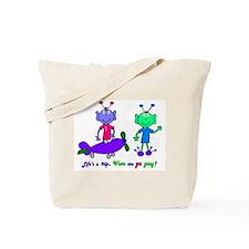 Cute Prepare Tote Bag