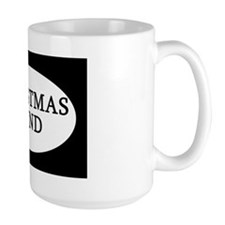Christmas Fund Large Tip Jar Mug