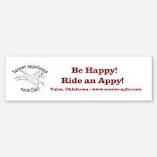 Rider Bumper Bumper Bumper Sticker
