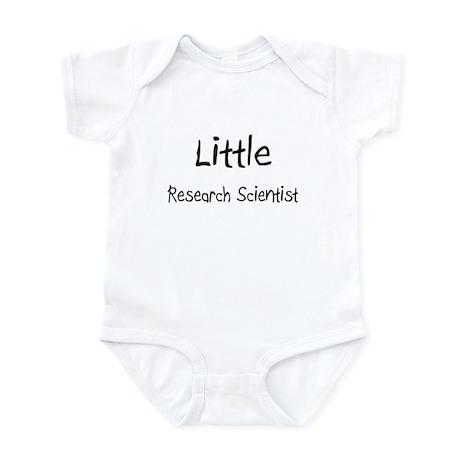 Little Research Scientist Infant Bodysuit