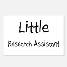 Little Research Assistant Postcards (Package of 8)