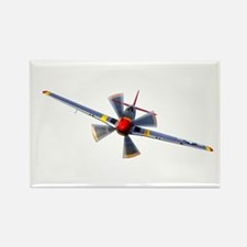 P-51D Mustang Rectangle Magnet