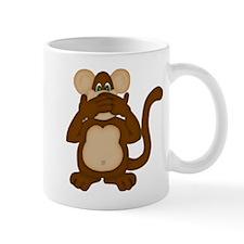 Speak No Evil Small Mug