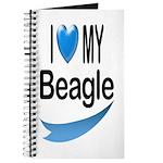 I Love My Beagle Journal