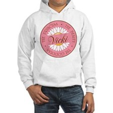 Vicki Princess Beauty Goddess Hoodie