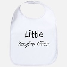 Little Recycling Officer Bib